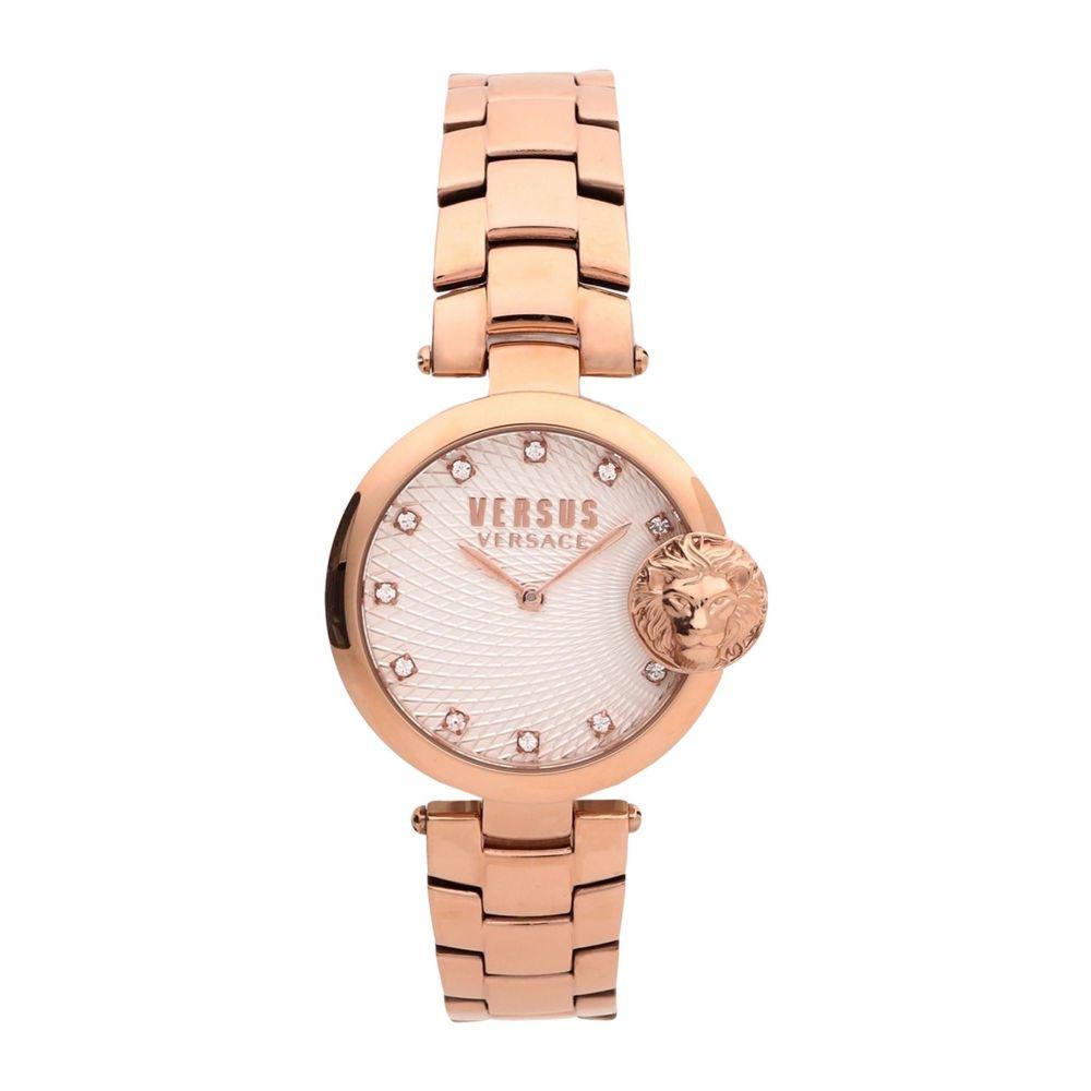 ヴェルサーチ VERSUS VERSACE レディース 腕時計 【versus buffle bay wrist watch】Copper
