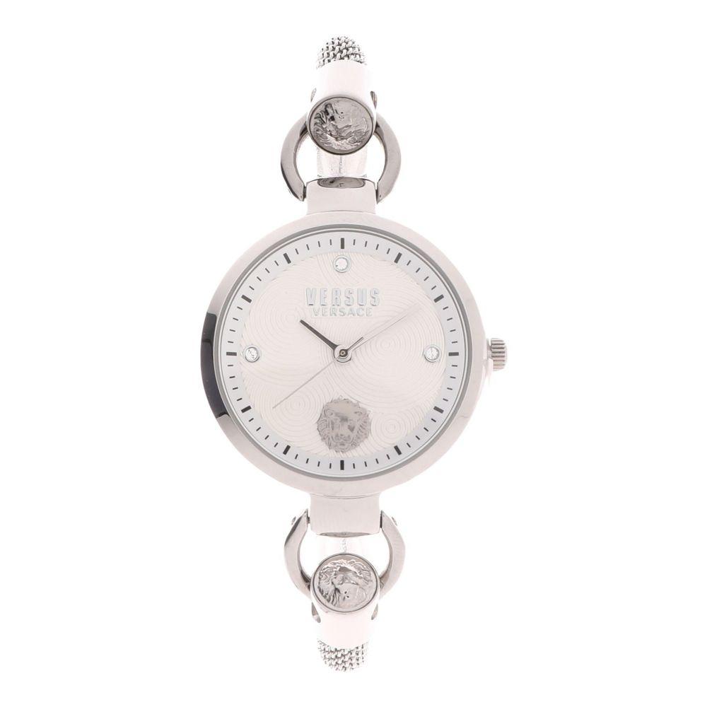 ヴェルサーチ VERSUS VERSACE レディース 腕時計 ブレスレットウォッチ【versus roslyn bracelet wrist watch】Silver