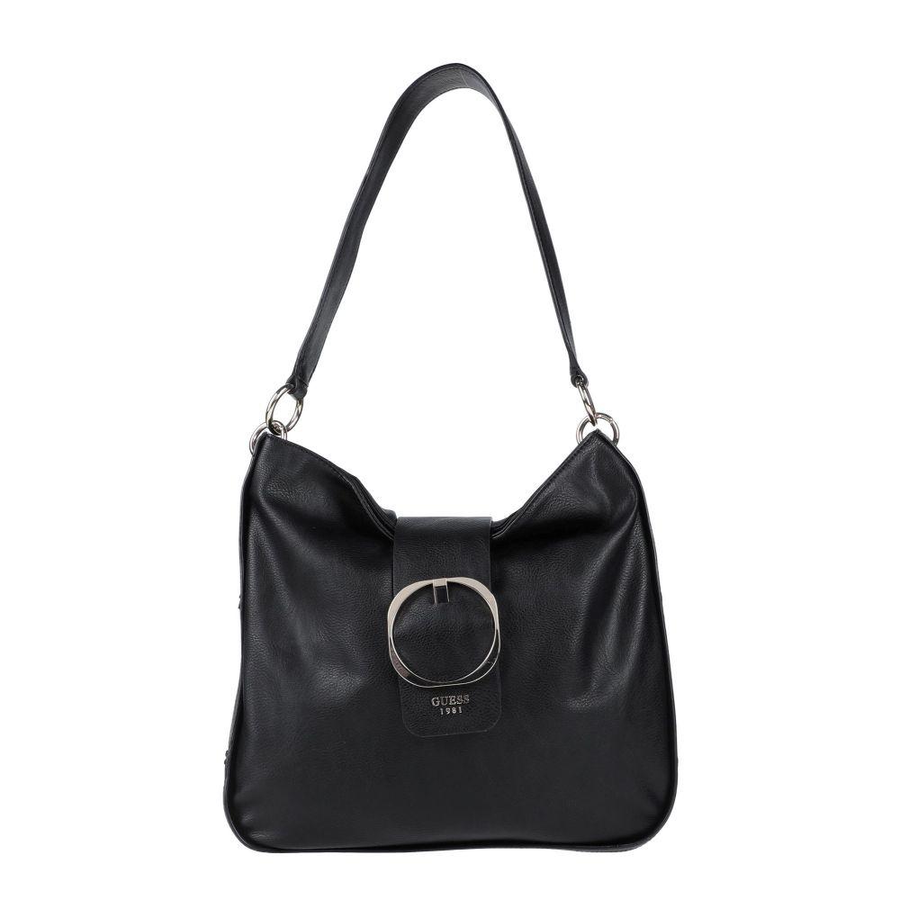 ゲス GUESS レディース ショルダーバッグ バッグ【shoulder bag】Black