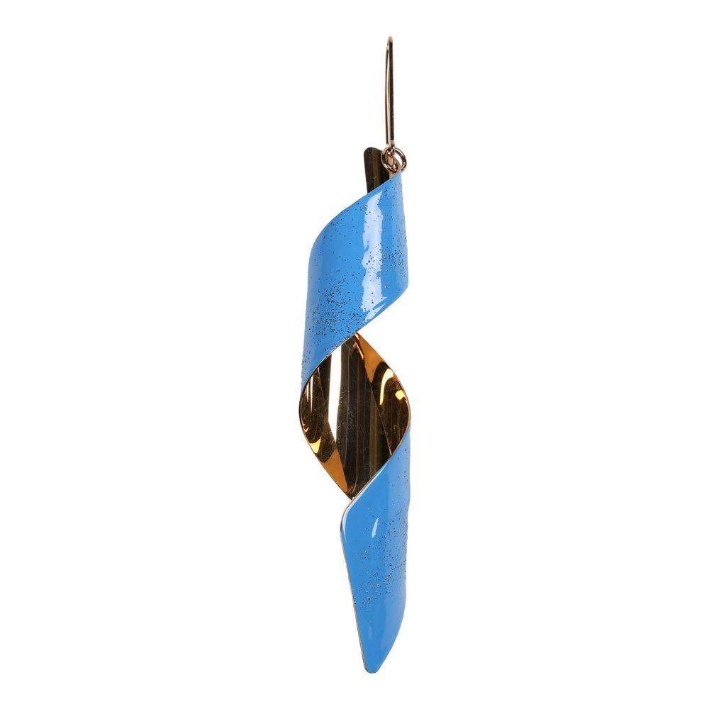 ステラ マッカートニー STELLA McCARTNEY レディース イヤリング・ピアス ジュエリー・アクセサリー【earring】Blue