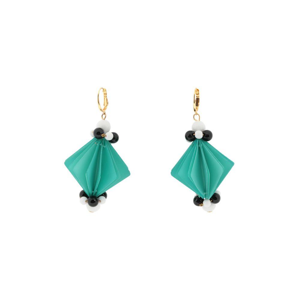 マルニ MARNI レディース イヤリング・ピアス ジュエリー・アクセサリー【earrings】Green