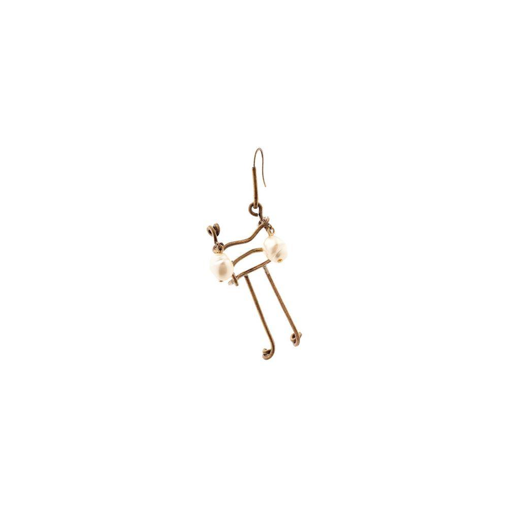マルニ MARNI レディース イヤリング・ピアス ジュエリー・アクセサリー【earring】Bronze