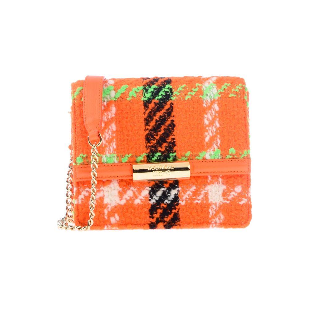 モスキーノ BOUTIQUE MOSCHINO レディース ショルダーバッグ バッグ【cross-body bags】Orange