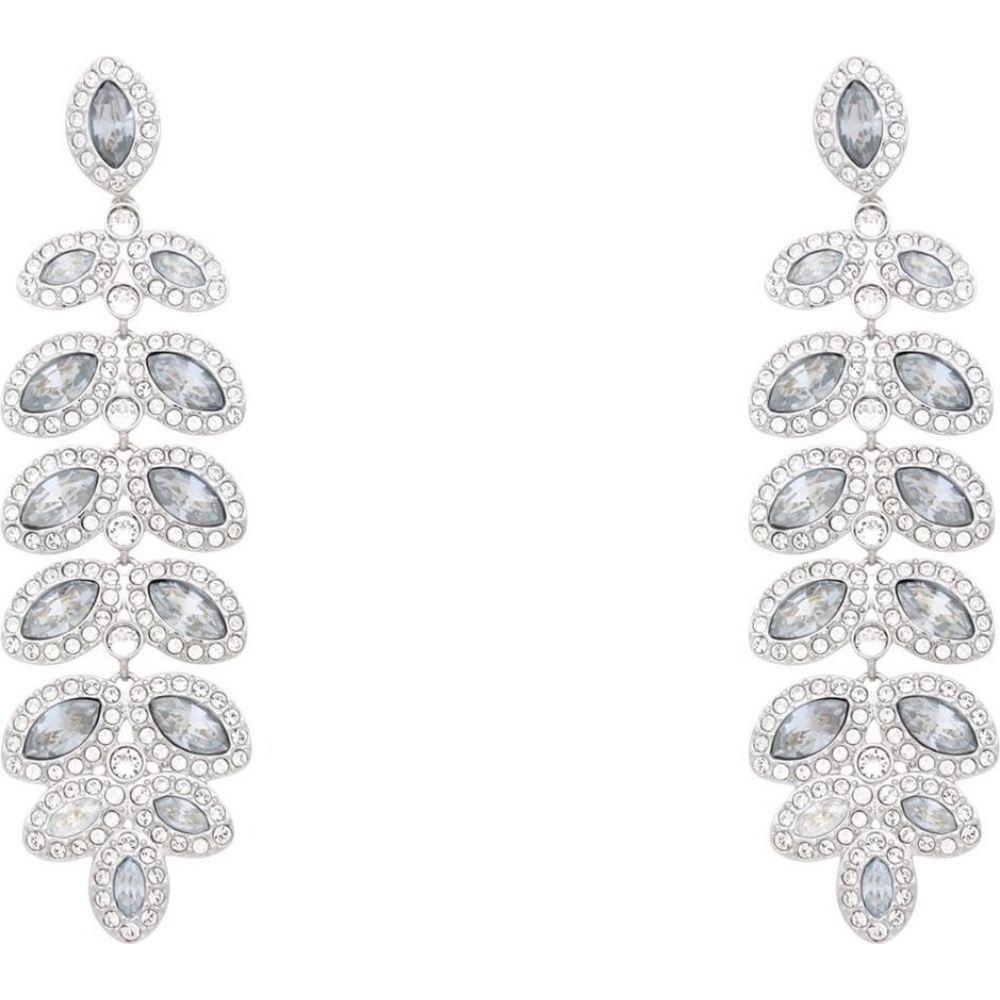 スワロフスキー SWAROVSKI レディース イヤリング・ピアス ジュエリー・アクセサリー【baron earrings】Silver