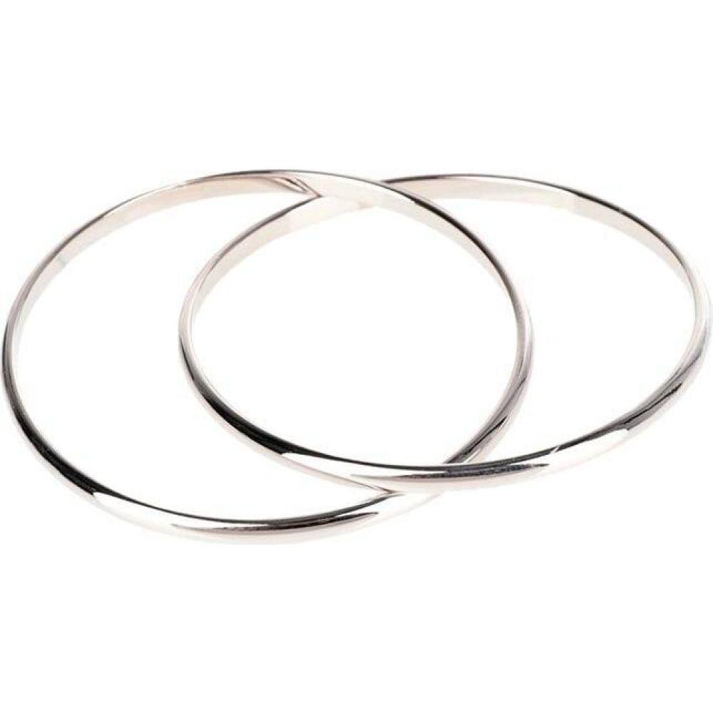 メゾン マルジェラ MM6 MAISON MARGIELA レディース ブレスレット ジュエリー・アクセサリー【bracelet】Silver
