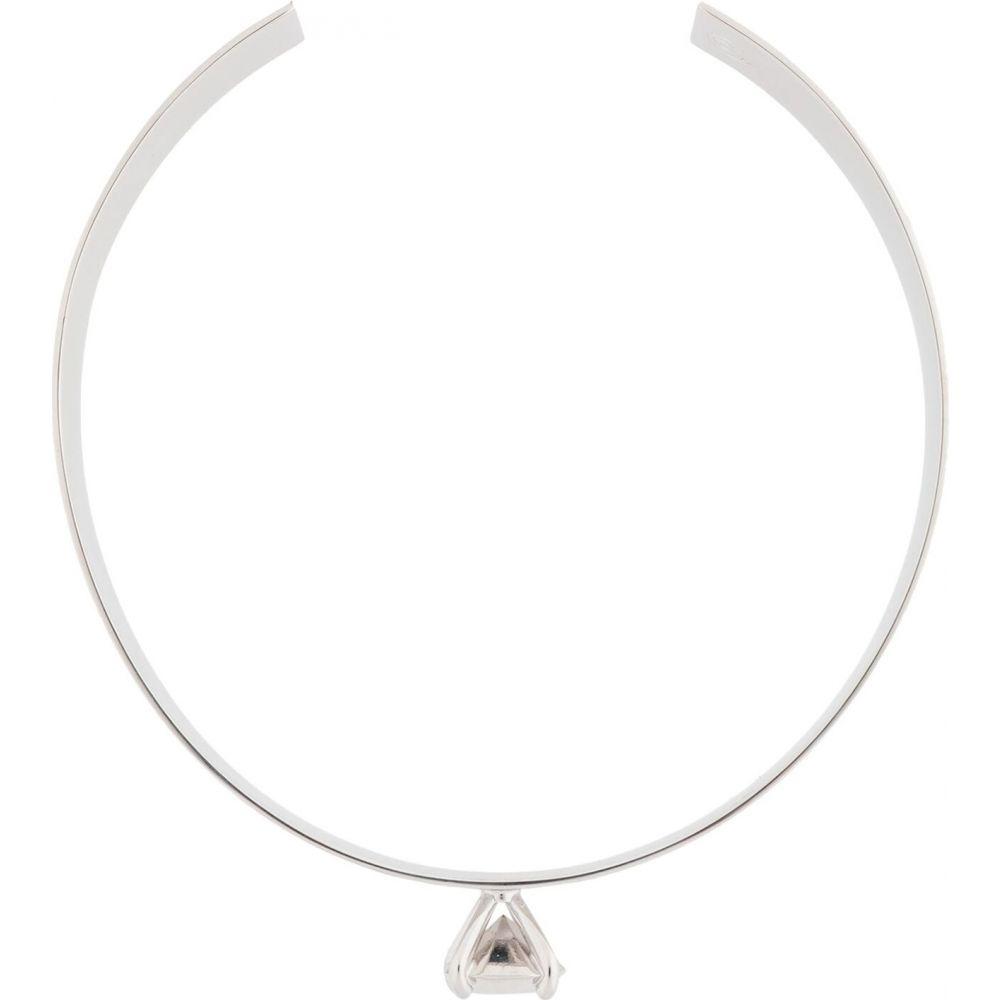 メゾン マルジェラ MM6 MAISON MARGIELA レディース ネックレス ジュエリー・アクセサリー【necklace】Silver