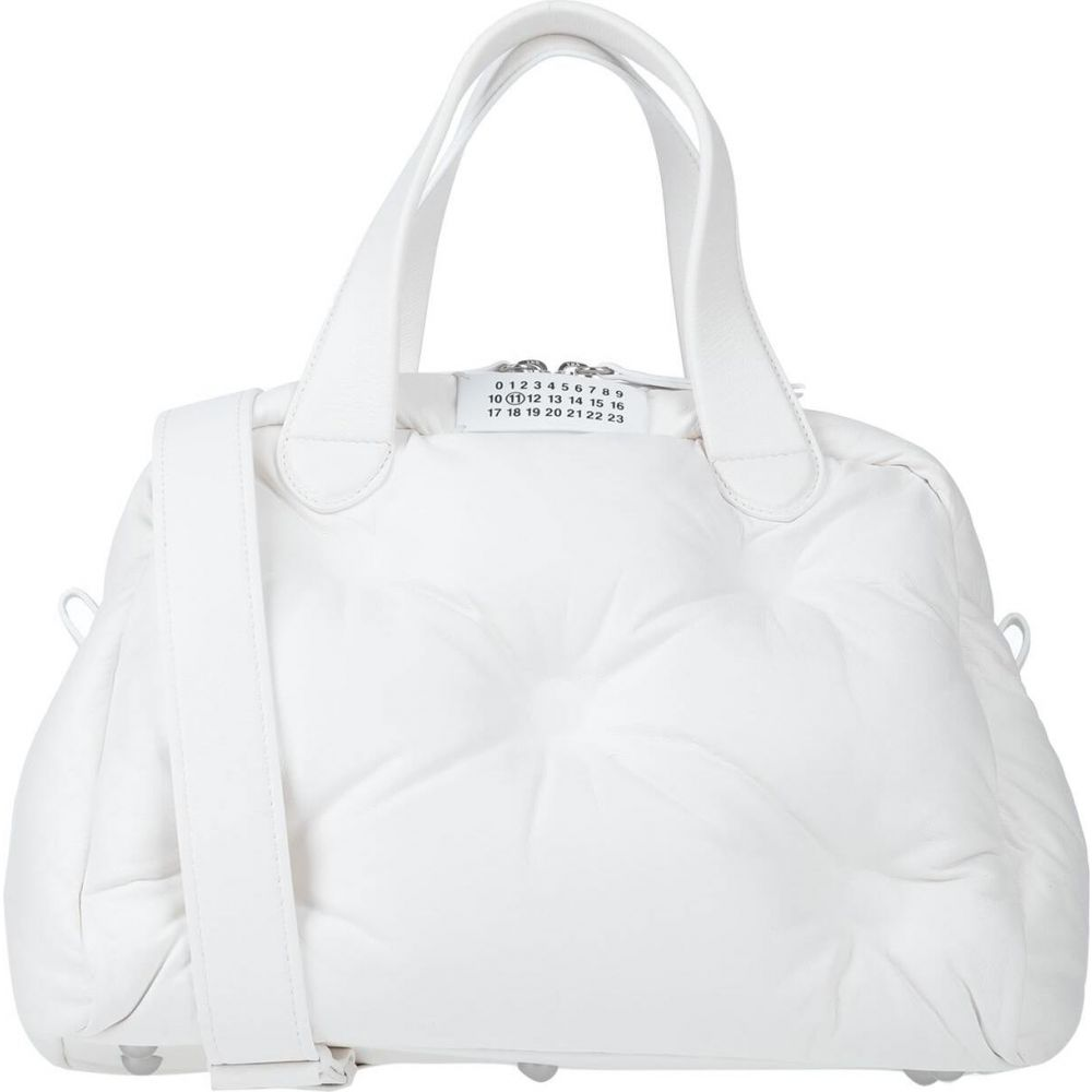 メゾン マルジェラ MAISON MARGIELA レディース ハンドバッグ バッグ【handbag】White