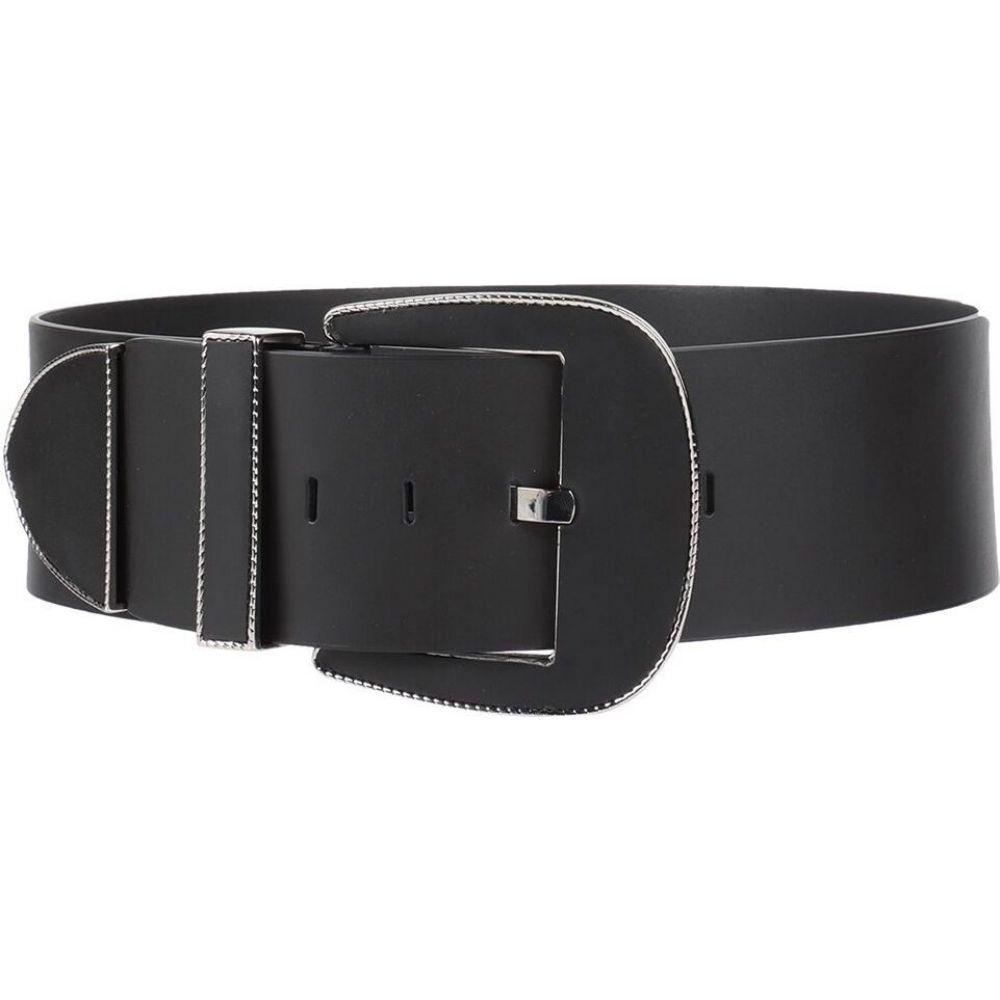 ジャスト カヴァリ JUST CAVALLI レディース ベルト 【high-waist belt】Black