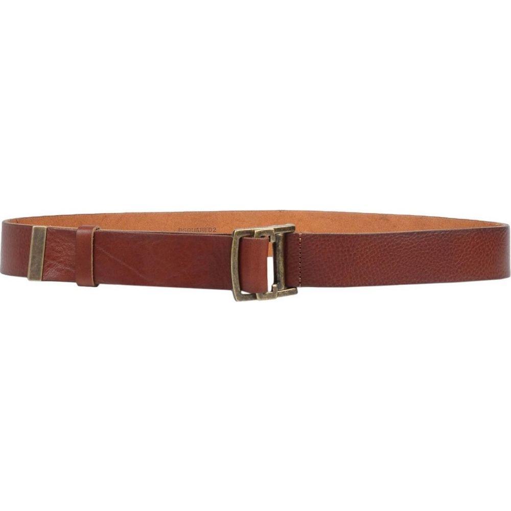 ディースクエアード DSQUARED2 レディース ベルト 【regular belt】Brown