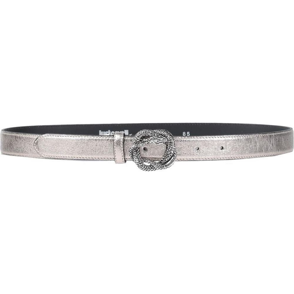 ジャスト カヴァリ JUST CAVALLI レディース ベルト 【regular belt】Dove grey