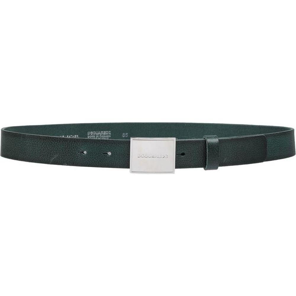 ディースクエアード DSQUARED2 レディース ベルト 【regular belt】Green
