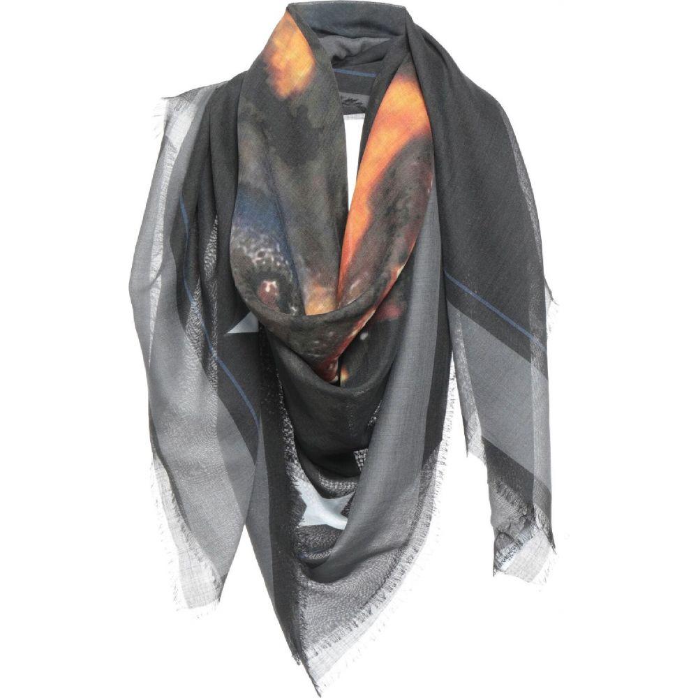 ジバンシー GIVENCHY レディース マフラー・スカーフ・ストール 【square scarf】Black