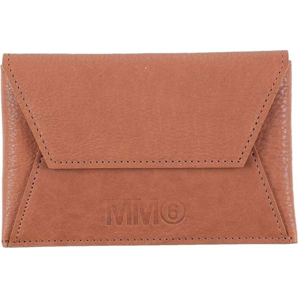 メゾン マルジェラ MM6 MAISON MARGIELA レディース 雑貨 【document holder】Brown