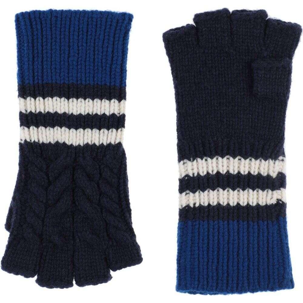 バーバリー BURBERRY レディース 手袋・グローブ 【gloves】Dark blue