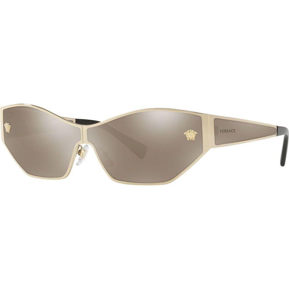 ヴェルサーチ VERSACE レディース メガネ・サングラス 【ve2205 sunglasses】Platinum