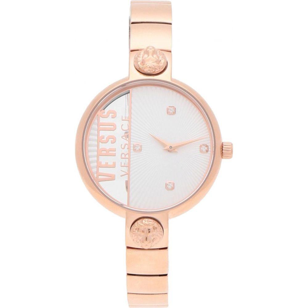ヴェルサーチ VERSUS VERSACE レディース 腕時計 【rue denoyez wrist watch】Copper