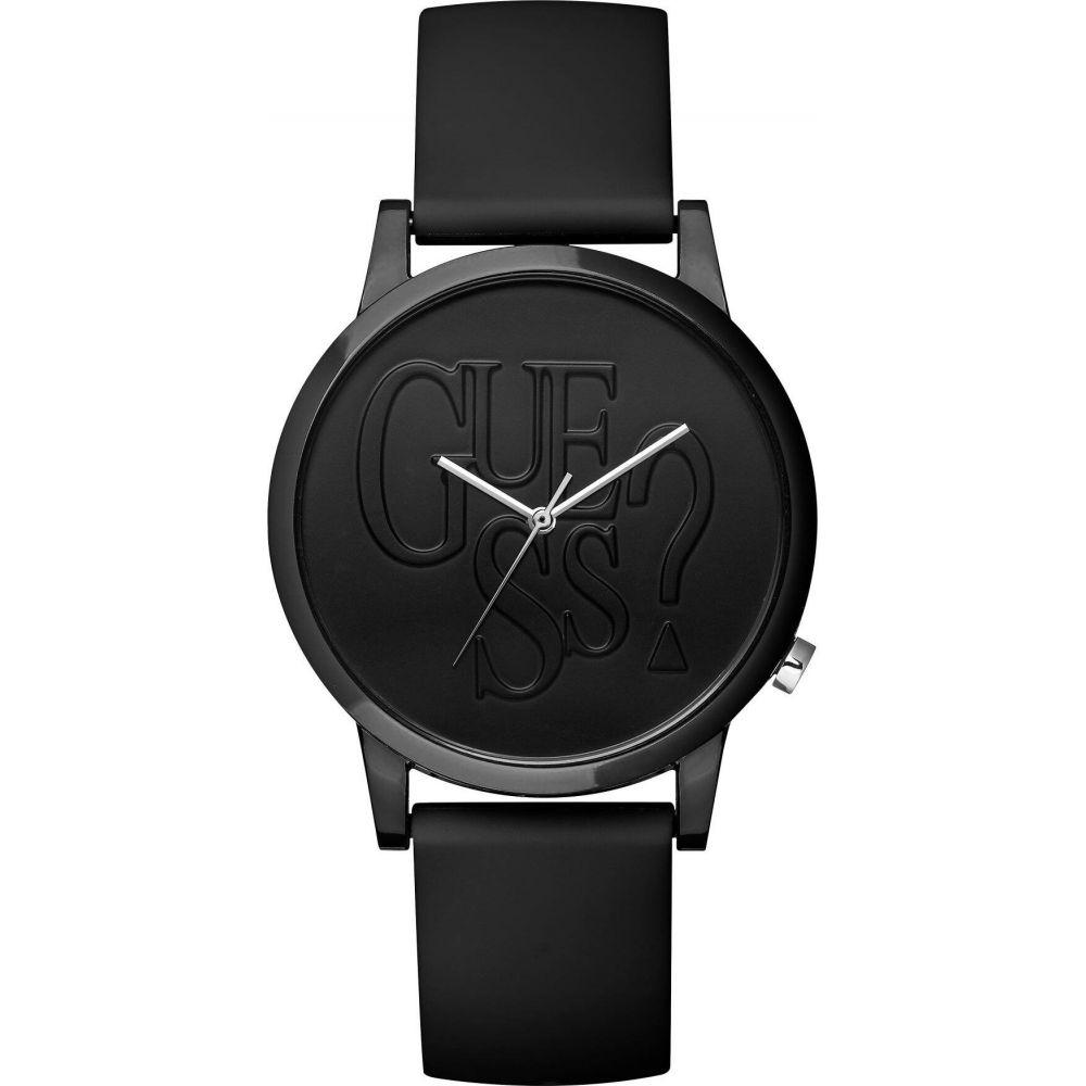 ゲス GUESS レディース 腕時計 【hollywood + westwood wrist watch】Black