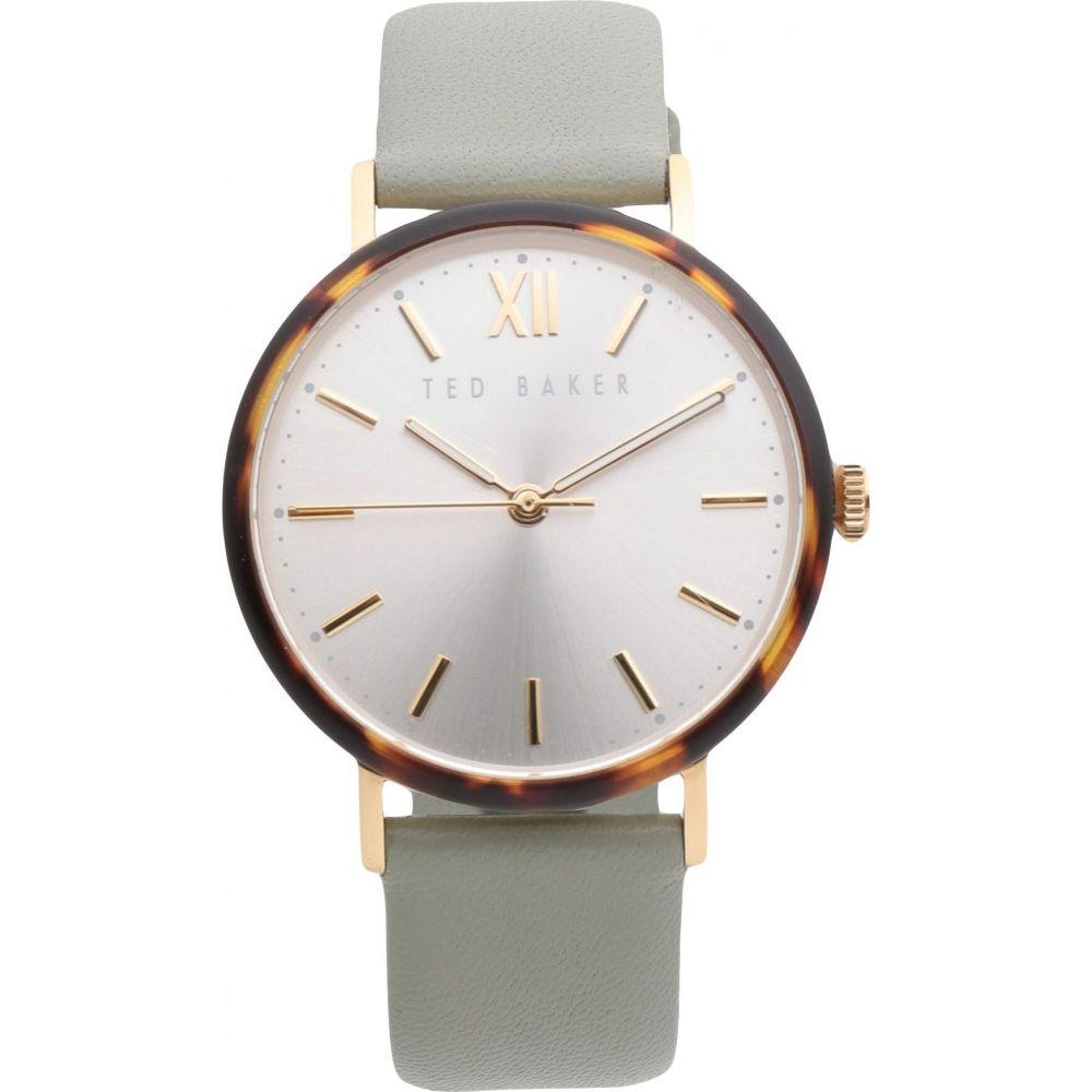 テッドベーカー TED BAKER レディース 腕時計 【phylipa wrist watch】Green