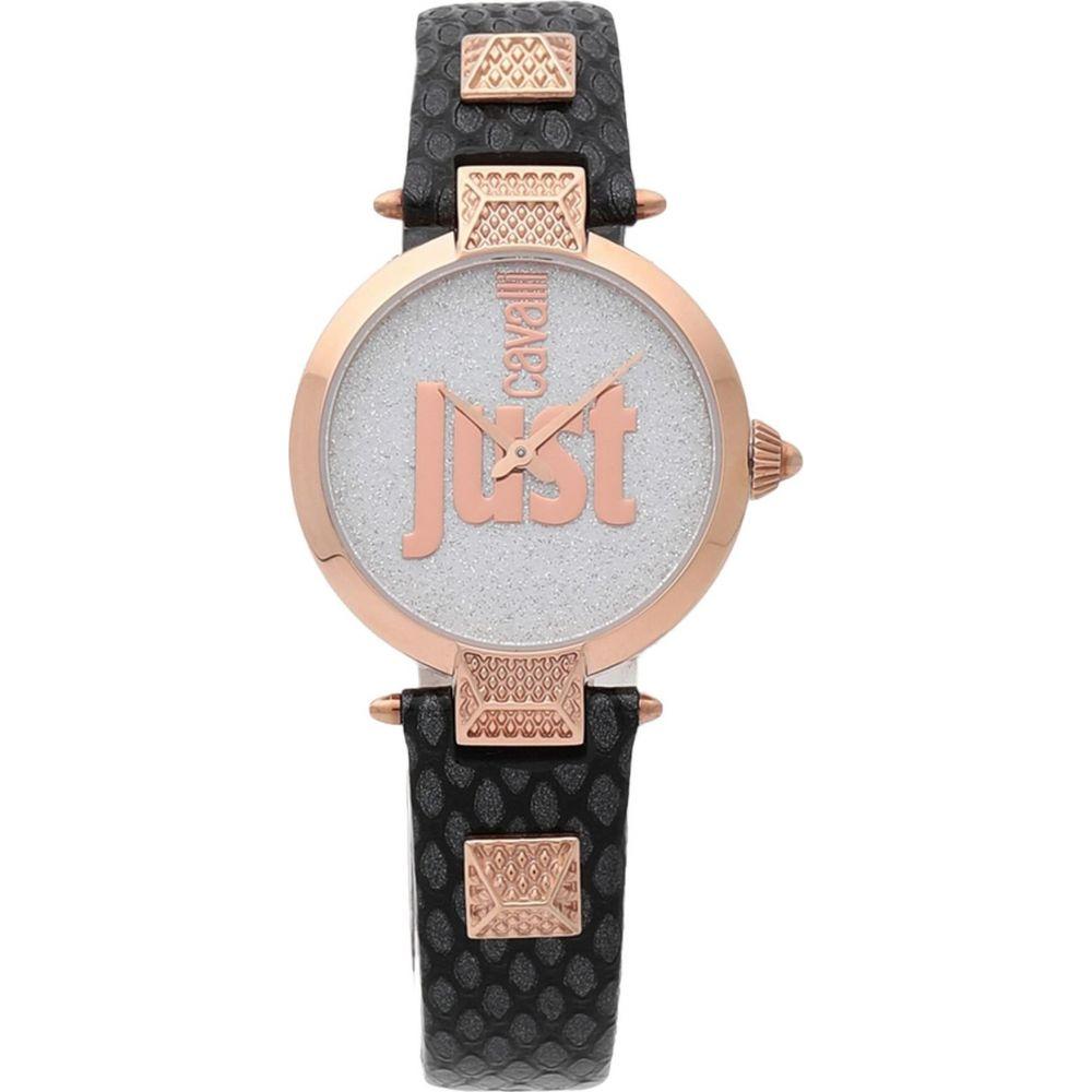 ジャスト カヴァリ JUST CAVALLI レディース 腕時計 【wrist watch】Black