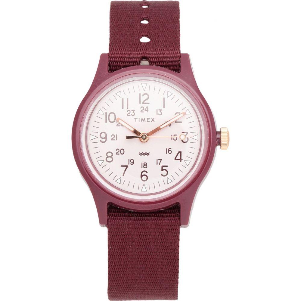 タイメックス TIMEX レディース 腕時計 【mk1 resin mini wrist watch】Garnet