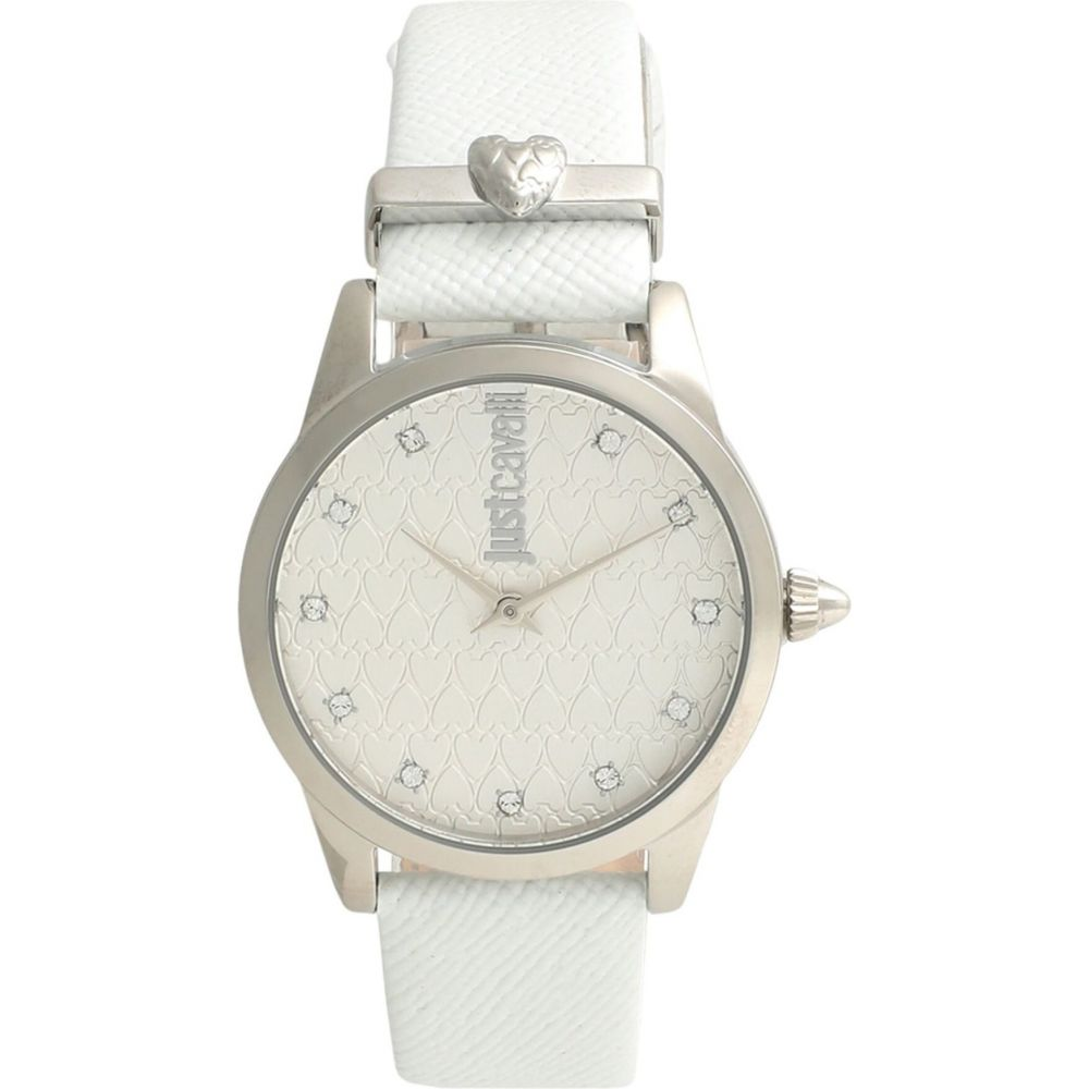 ジャスト カヴァリ JUST CAVALLI レディース 腕時計 【wrist watch】White