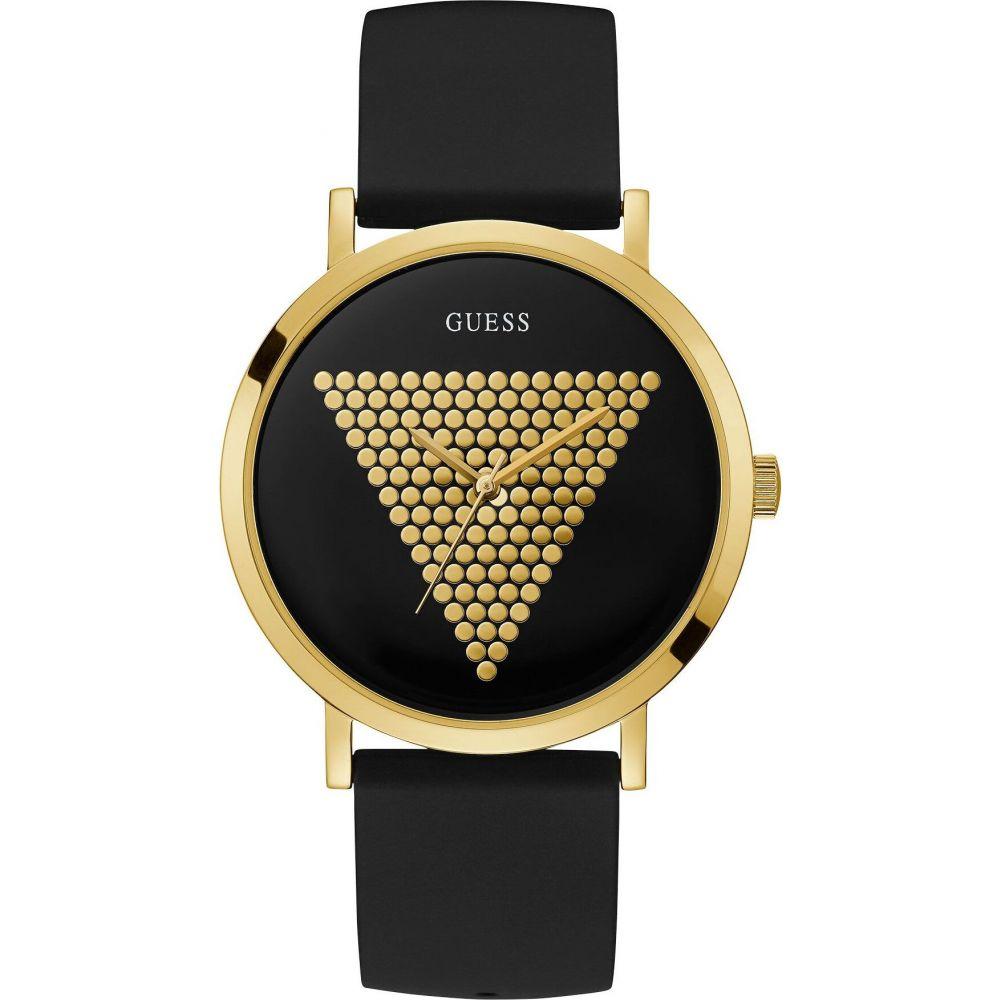 ゲス GUESS レディース 腕時計 【imprint wrist watch】Black