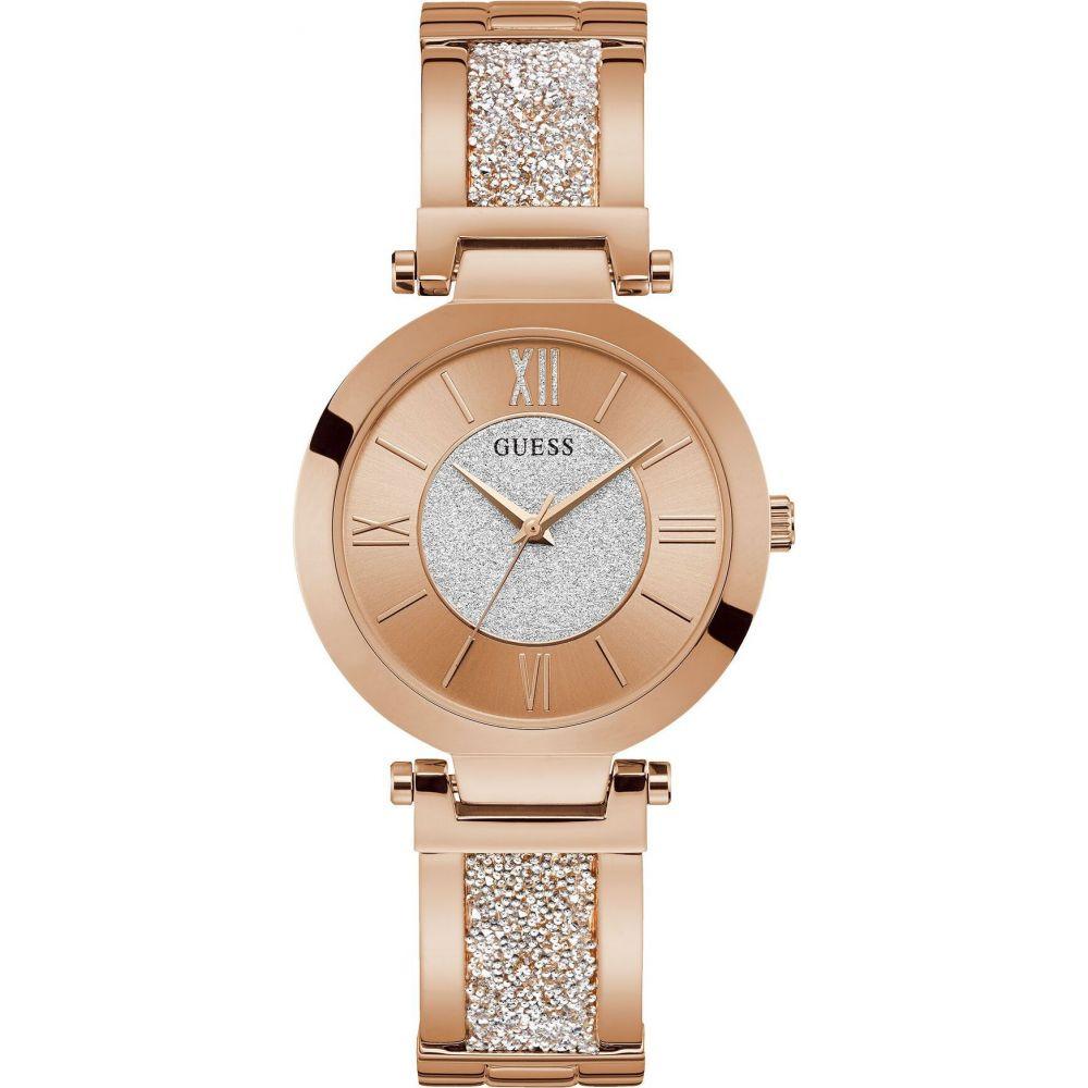 ゲス GUESS レディース 腕時計 【aurora wrist watch】Copper