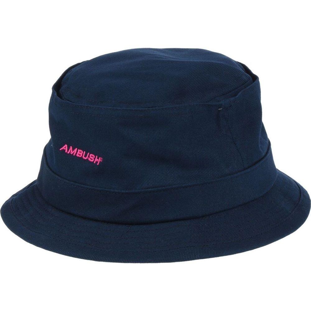 アンブッシュ AMBUSH レディース 帽子 【hat】Dark blue