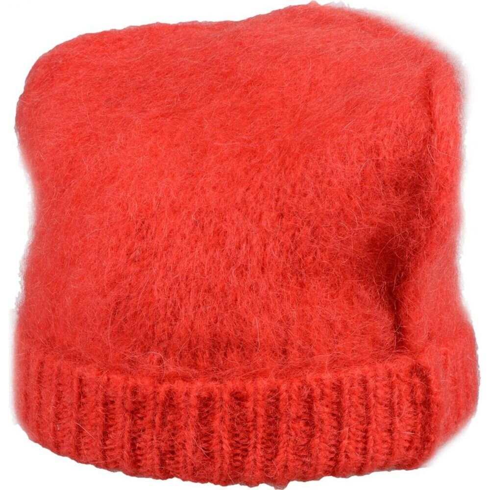 メゾン マルジェラ MAISON MARGIELA レディース 帽子 【hat】Red