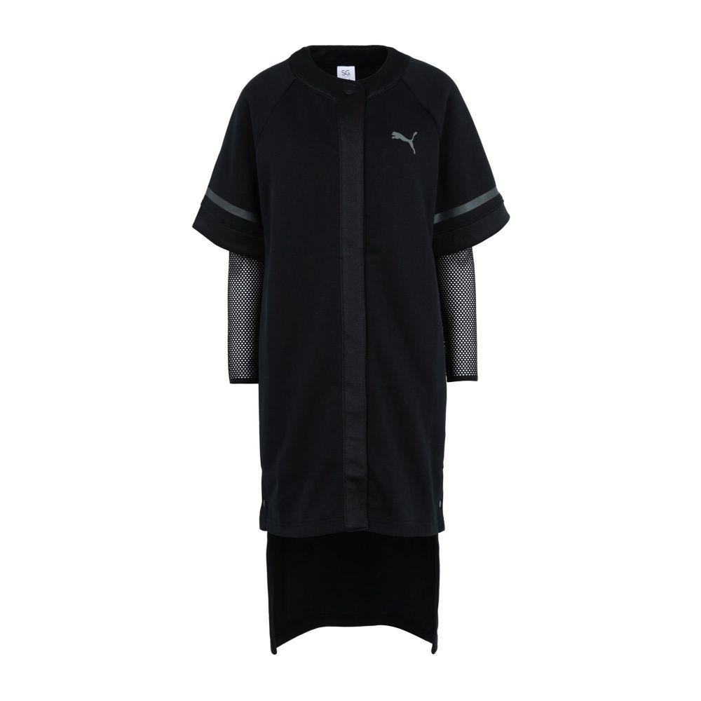 プーマ PUMA レディース ワンピース ワンピース・ドレス【sg x dress knee-length dress】Black
