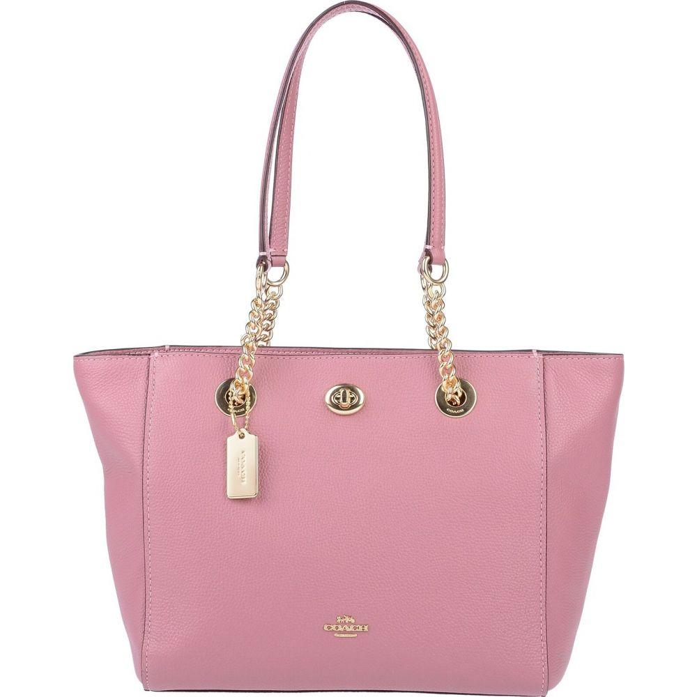 コーチ COACH レディース ショルダーバッグ バッグ【shoulder bag】Pastel pink
