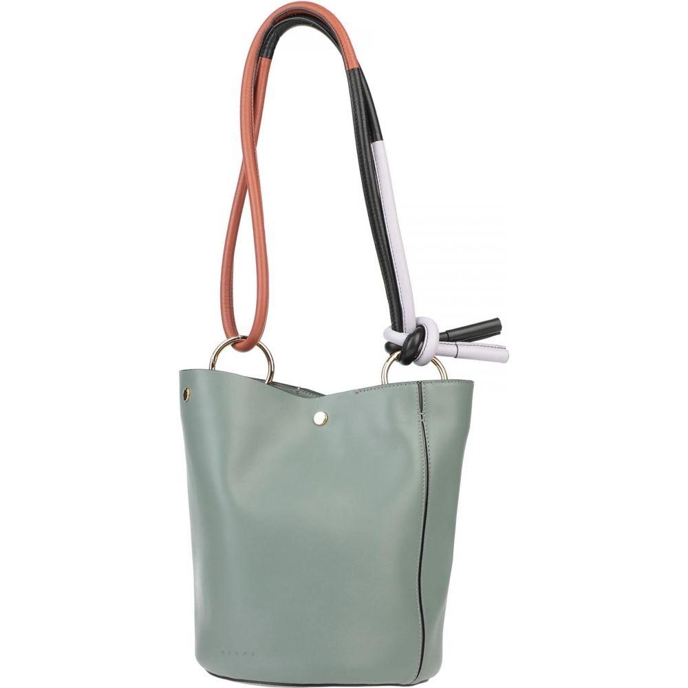 マルニ MARNI レディース ショルダーバッグ バッグ【shoulder bag】Light green