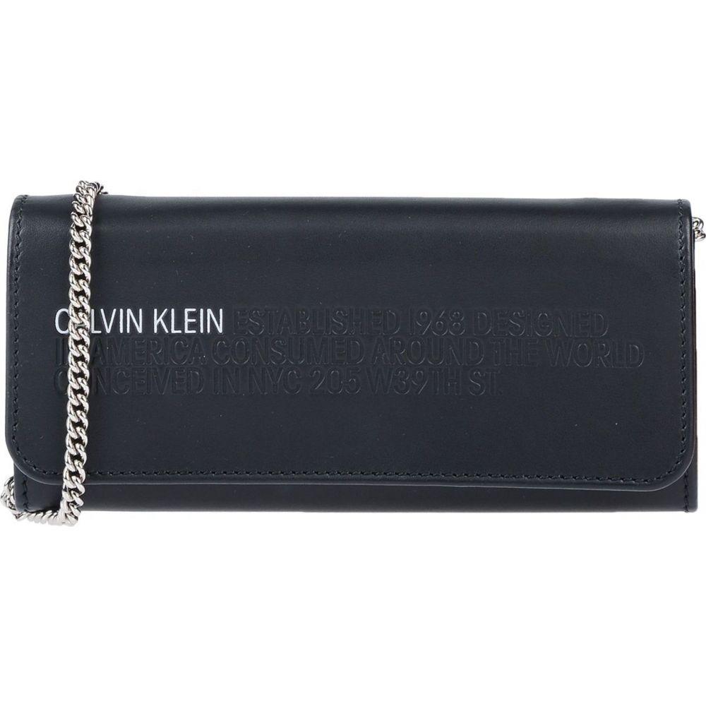 カルバンクライン CALVIN KLEIN 205W39NYC レディース ショルダーバッグ バッグ【cross-body bags】Black