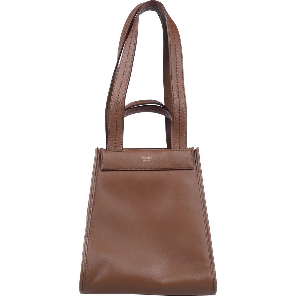 マックスマーラ MAX MARA レディース ショルダーバッグ バッグ【shoulder bag】Cocoa