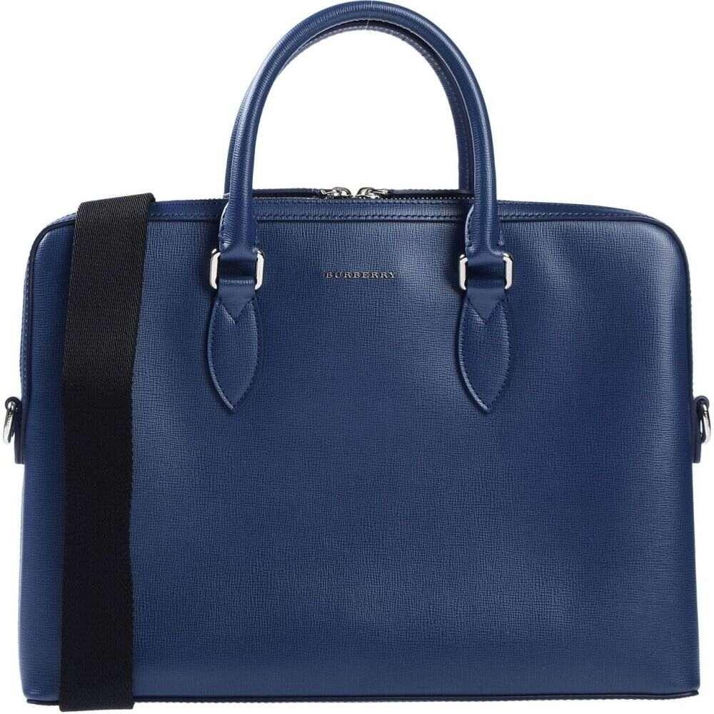 バーバリー BURBERRY レディース ショルダーバッグ バッグ【cross-body bags】Blue