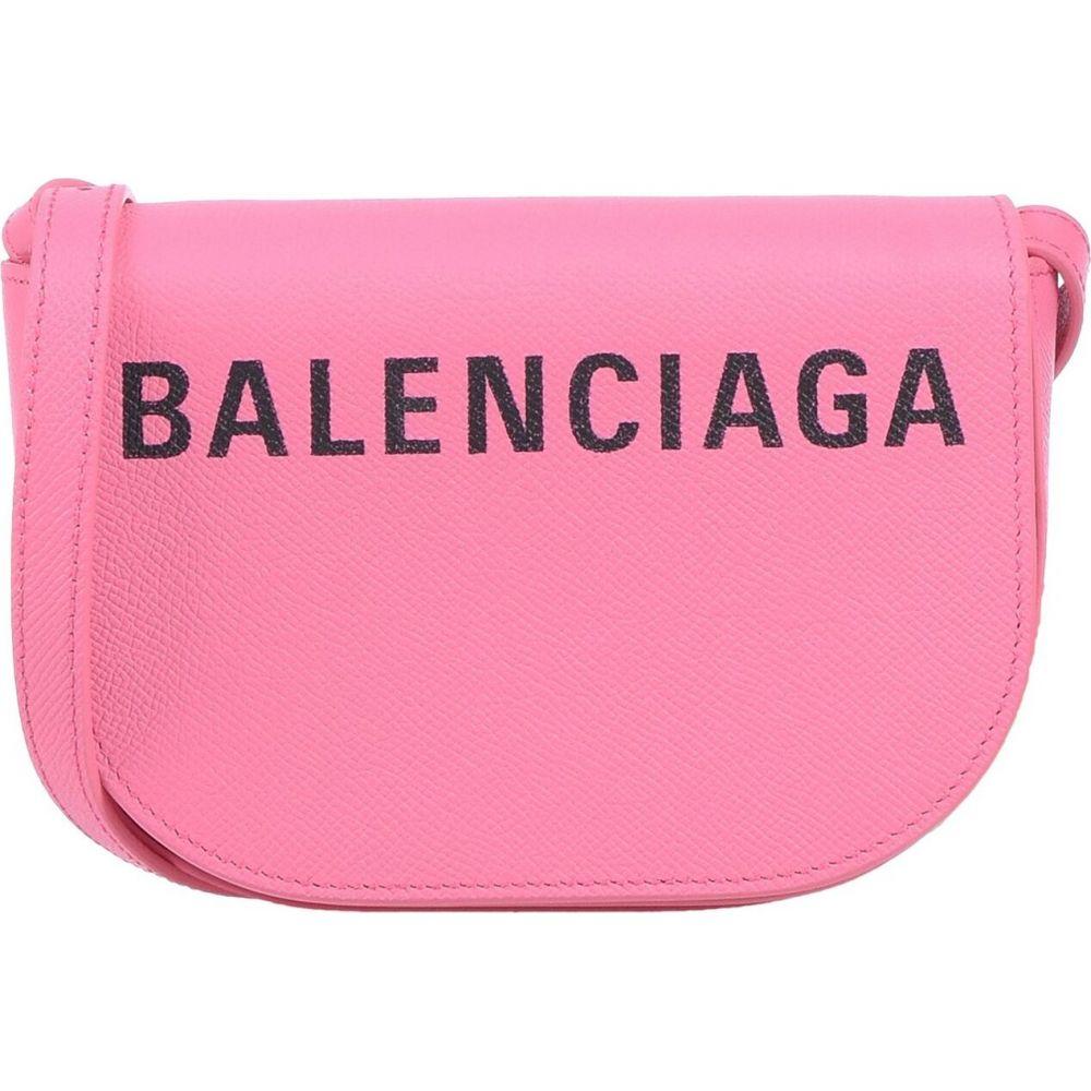 バレンシアガ BALENCIAGA レディース ショルダーバッグ バッグ【cross-body bags】Pink