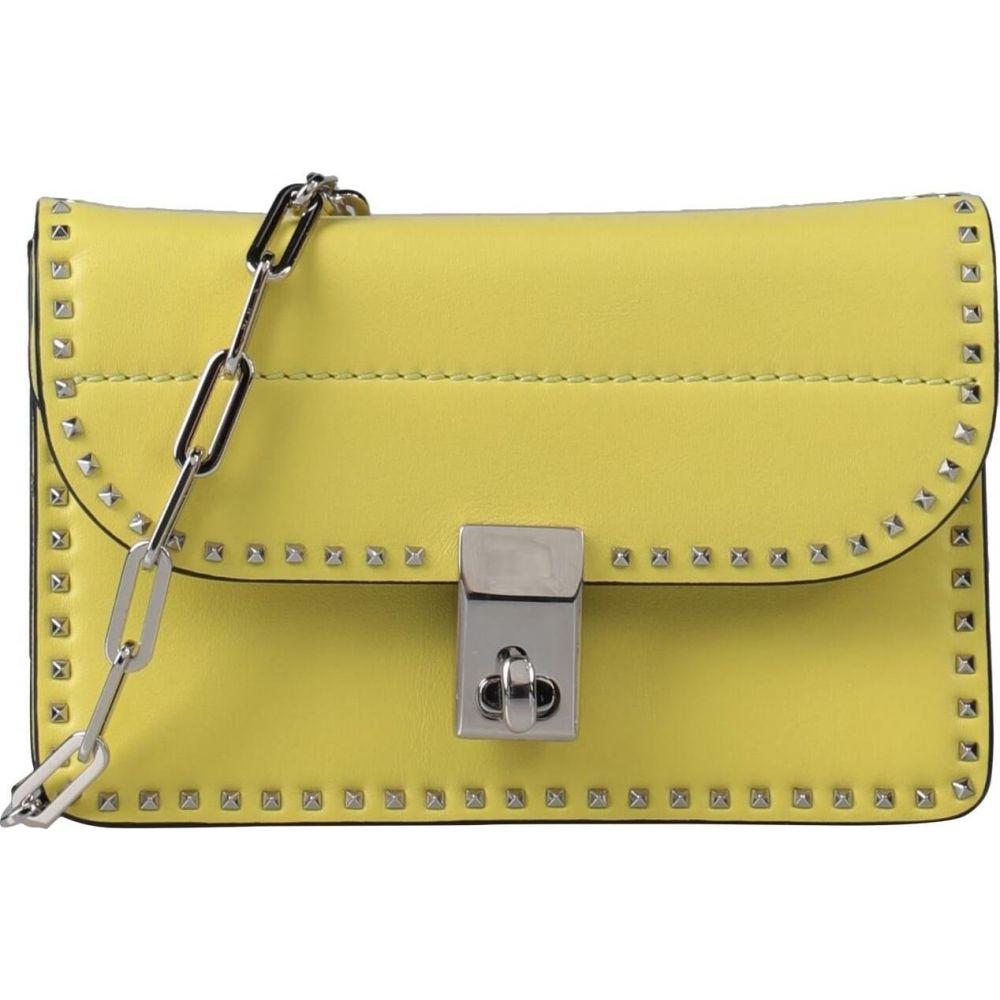 ヴァレンティノ VALENTINO GARAVANI レディース ショルダーバッグ バッグ【cross-body bags】Yellow