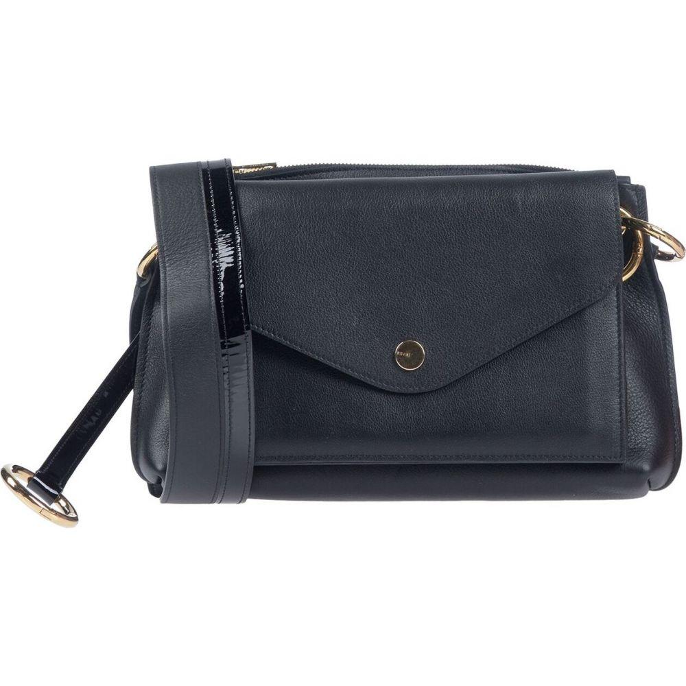 サカイ SACAI レディース ショルダーバッグ バッグ【shoulder bag】Black