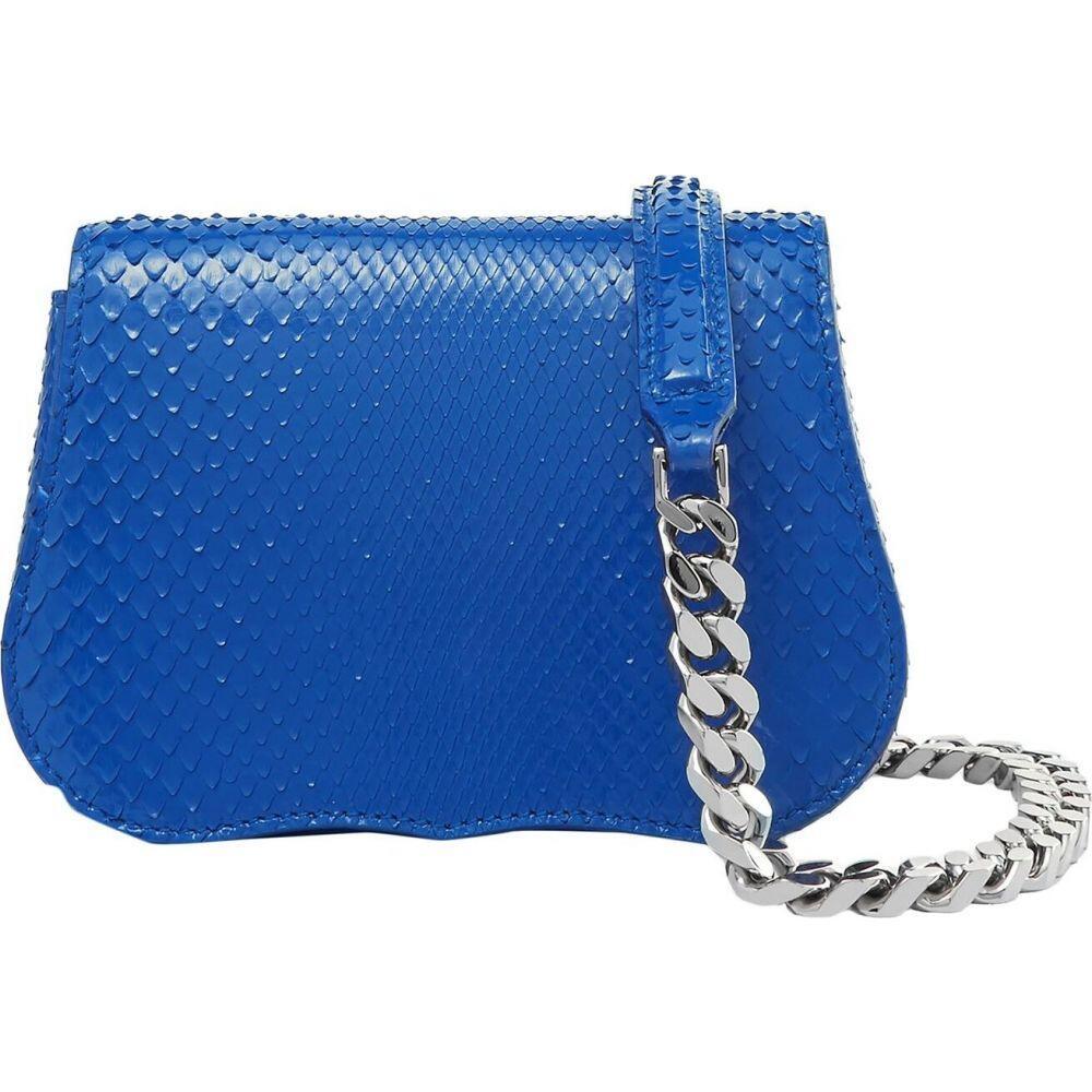 カルバンクライン CALVIN KLEIN 205W39NYC レディース ショルダーバッグ バッグ【cross-body bags】Blue