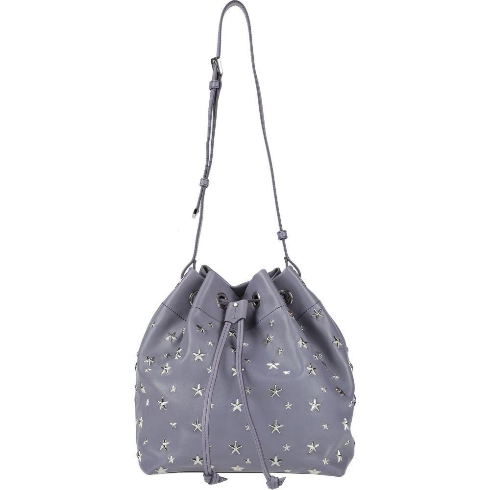 ジミー チュウ JIMMY CHOO レディース ショルダーバッグ バッグ【shoulder bag】Lilac