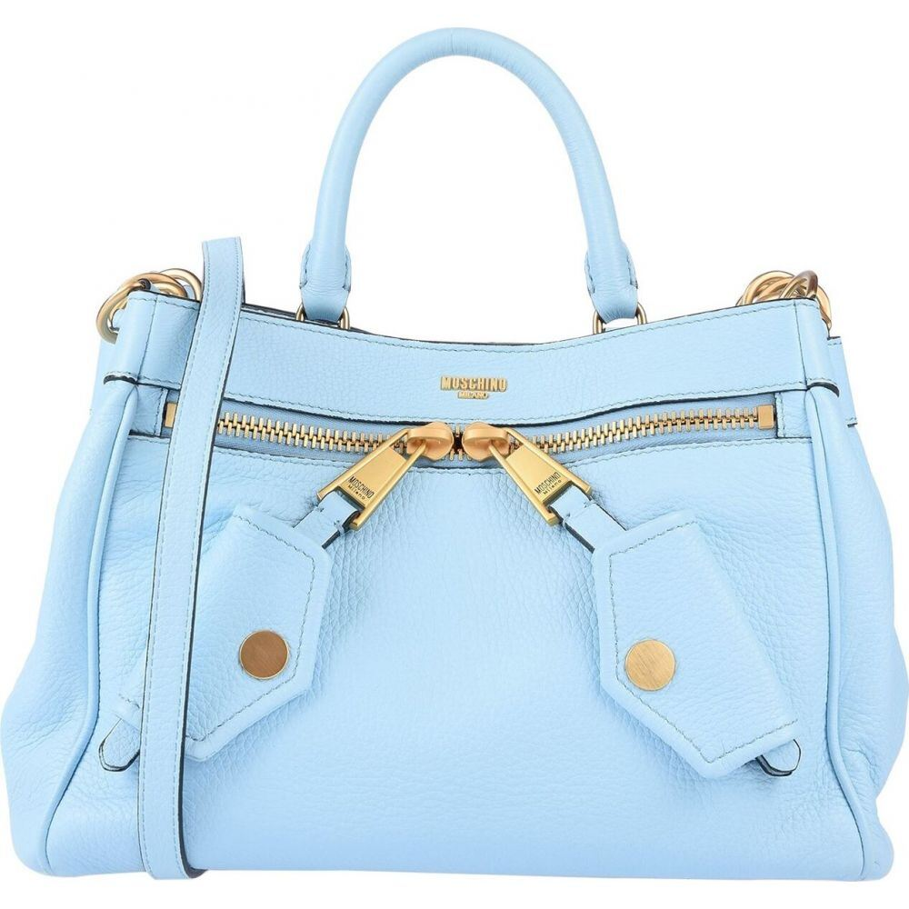 モスキーノ MOSCHINO レディース ショルダーバッグ バッグ【shoulder bag】Sky blue