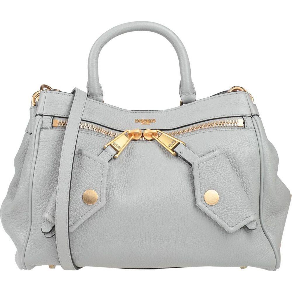 モスキーノ MOSCHINO レディース ショルダーバッグ バッグ【shoulder bag】Grey