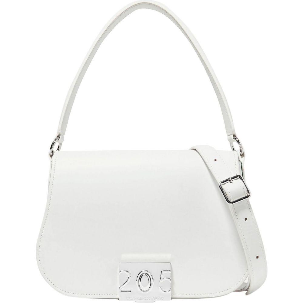 カルバンクライン CALVIN KLEIN 205W39NYC レディース ショルダーバッグ バッグ【cross-body bags】White