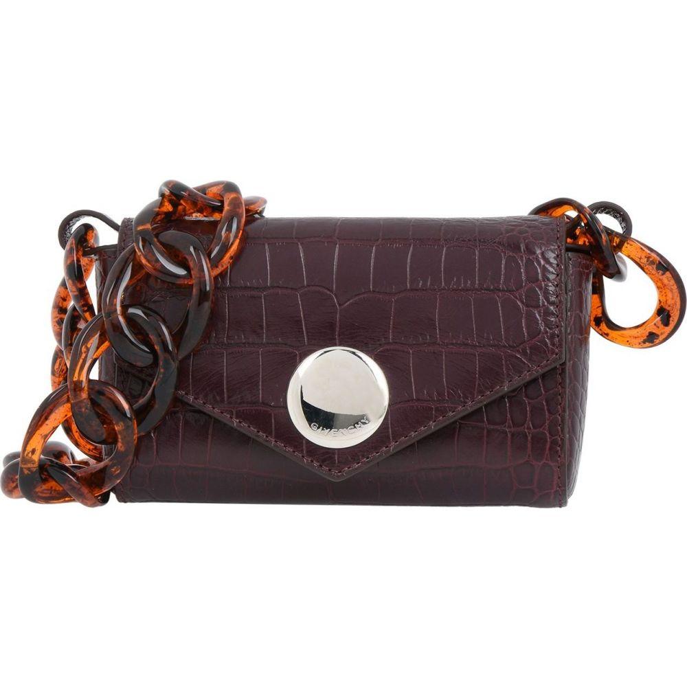 ジバンシー GIVENCHY レディース ショルダーバッグ バッグ【shoulder bag】Deep purple