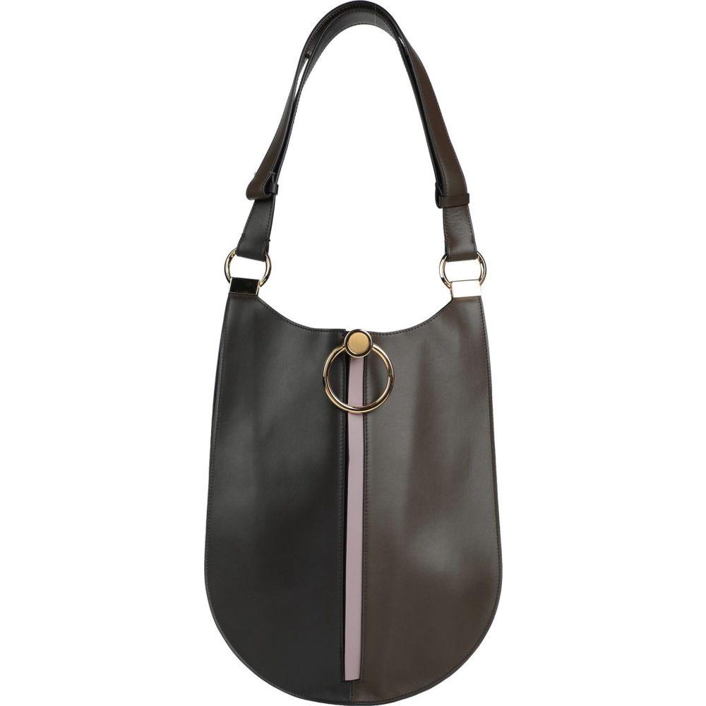 マルニ MARNI レディース ショルダーバッグ バッグ【shoulder bag】Dark brown