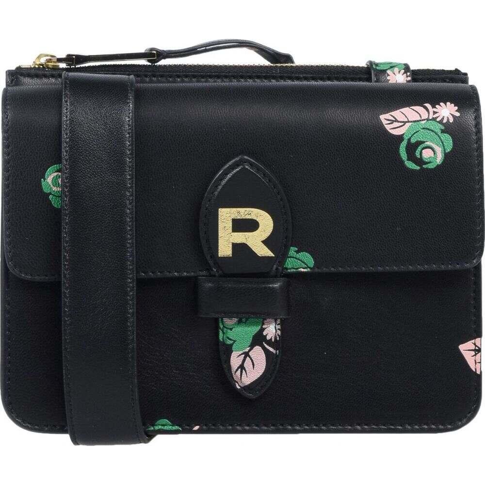 ロシャス ROCHAS レディース ショルダーバッグ バッグ【cross-body bags】Black