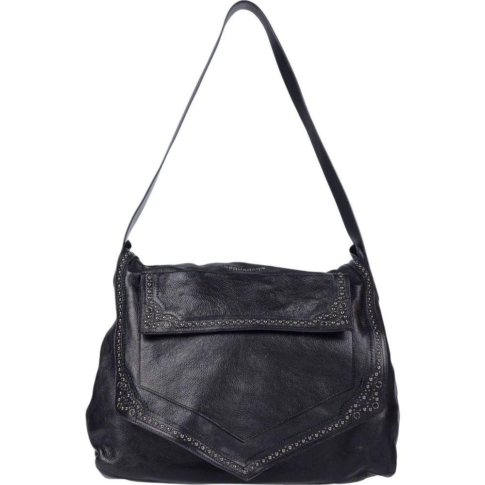 ディースクエアード DSQUARED2 レディース ショルダーバッグ バッグ【shoulder bag】Black