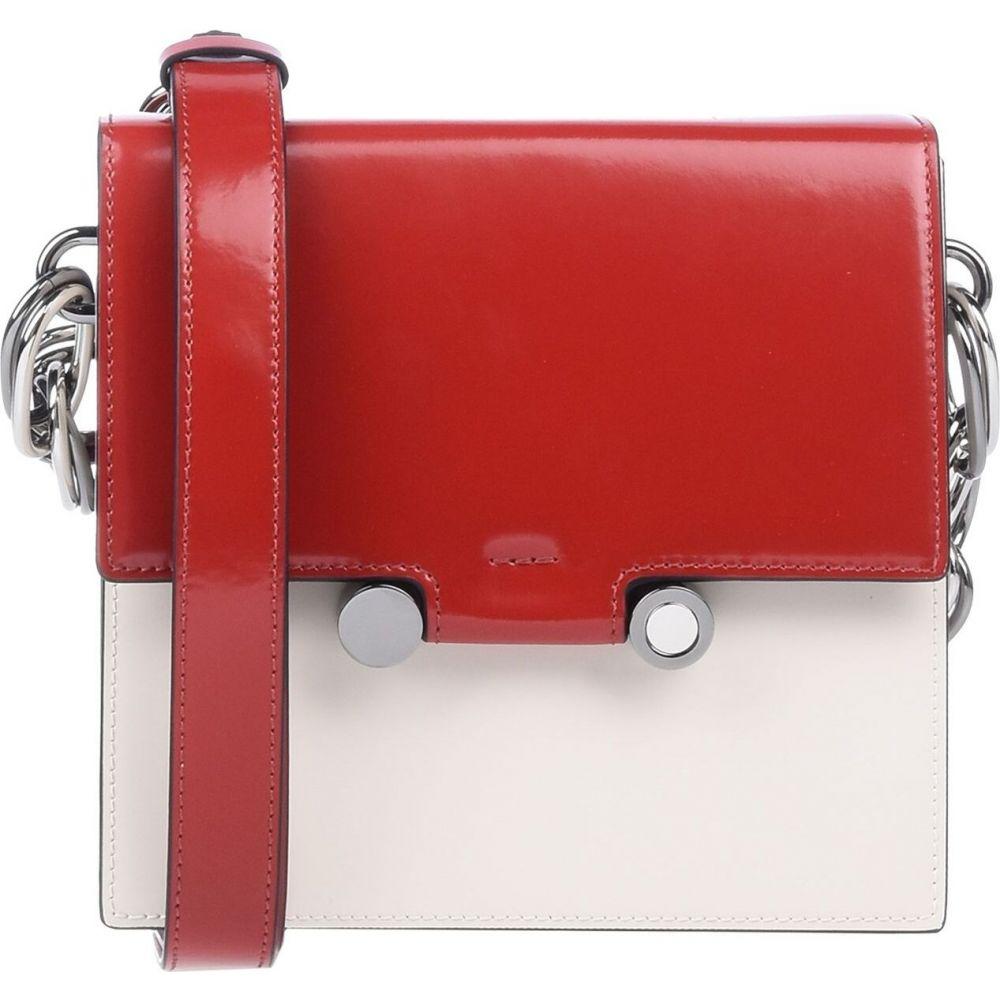 マルニ MARNI レディース ショルダーバッグ バッグ【cross-body bags】Red