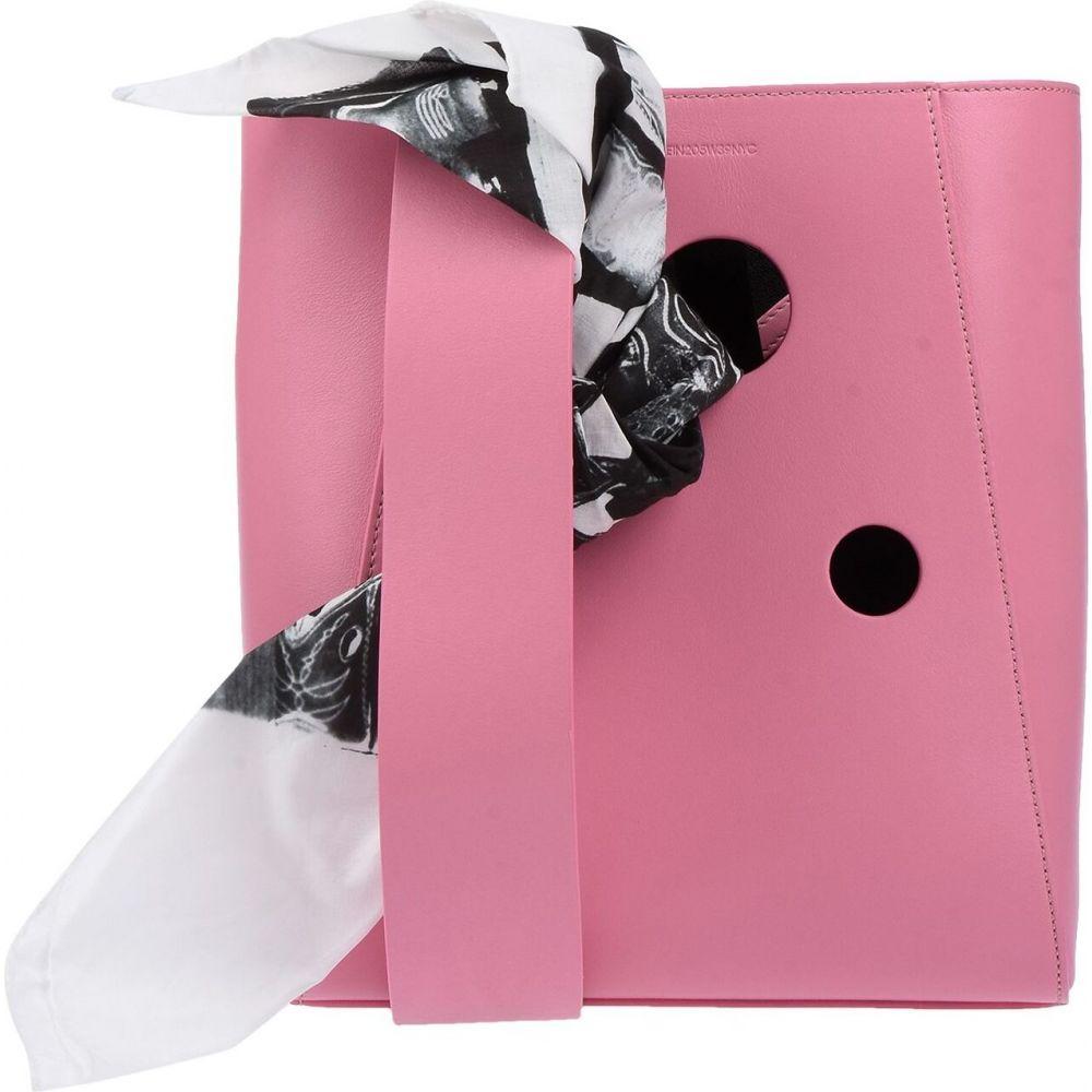カルバンクライン CALVIN KLEIN 205W39NYC レディース ショルダーバッグ バッグ【shoulder bag】Pink