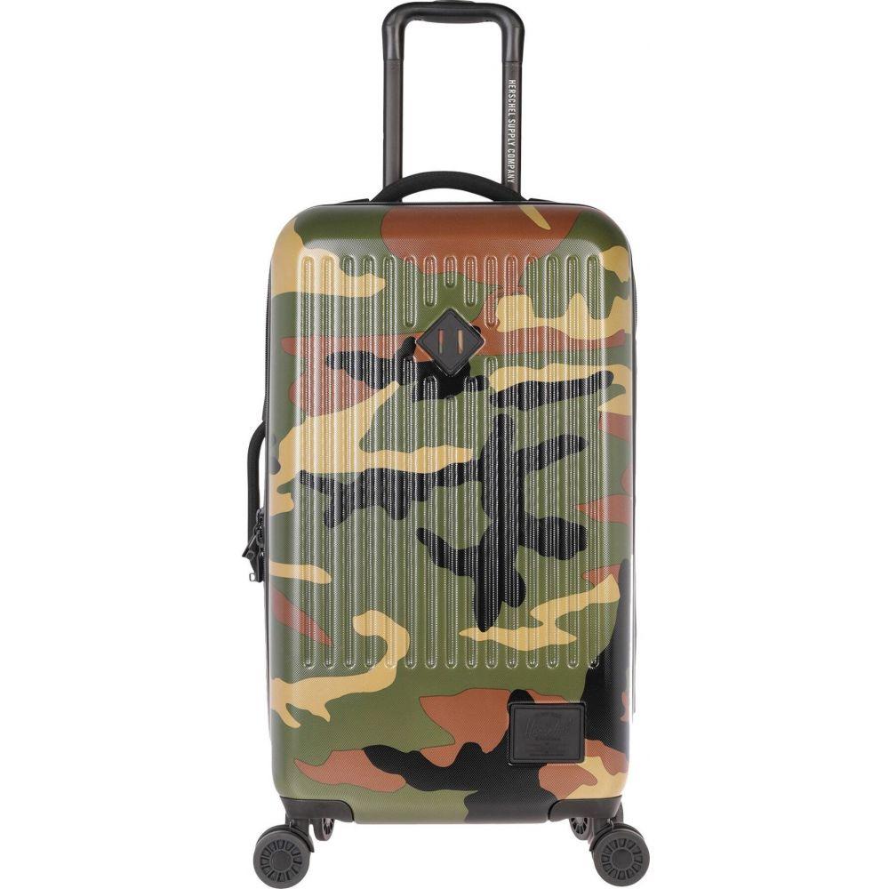ハーシェル サプライ HERSCHEL SUPPLY CO. レディース スーツケース・キャリーバッグ バッグ【luggage】Military green